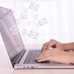 laptop dan email