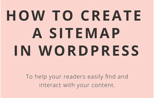 sitemap wp