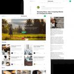tema-wordpress-mirip-medium