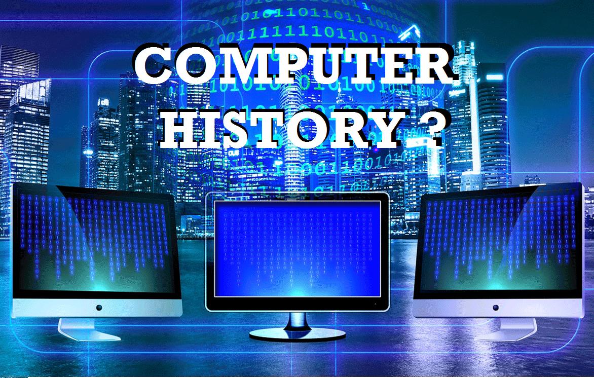 Sejarah Perkembangan Komputer Dari Generasi Awal Hingga Sekarang