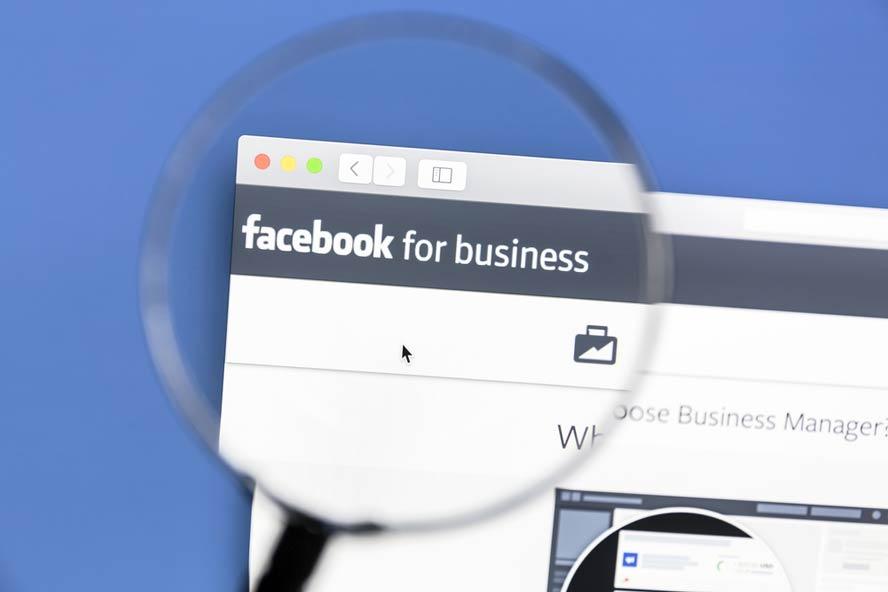 facebook-page-bisnis