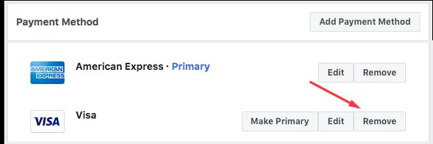 Cara Mengatur Metode Pembayaran Untuk Facebook Dan Instagram Ads