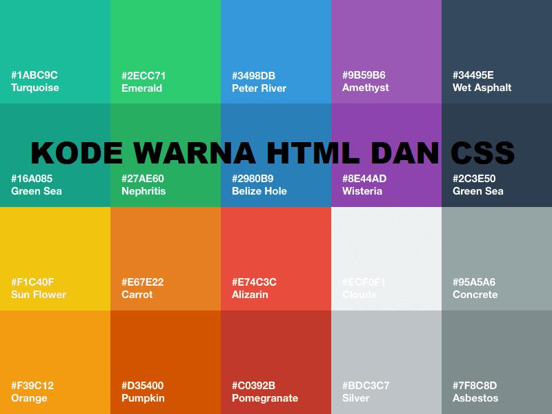 kode-warna-css-dan html