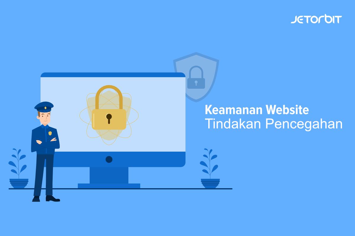 Keamanan Website Tindakan Pencegahan