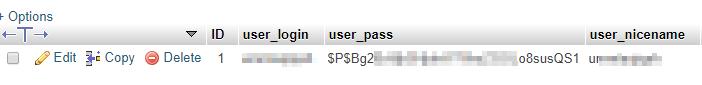 Cara Reset Password WordPress Melalui PhpMyadmin