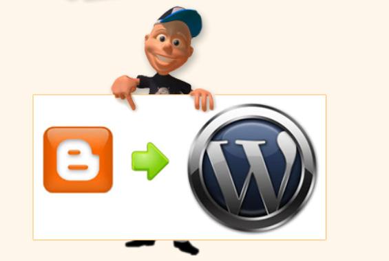 Cara Memindahkan Web dari Blogger ke WordPress