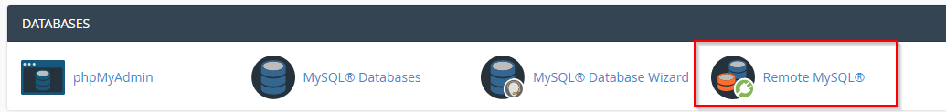 menu remote mysql hosting jetorbit