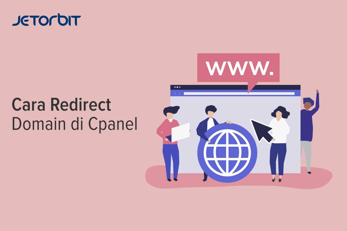 Cara Redirect Domain di cPanel