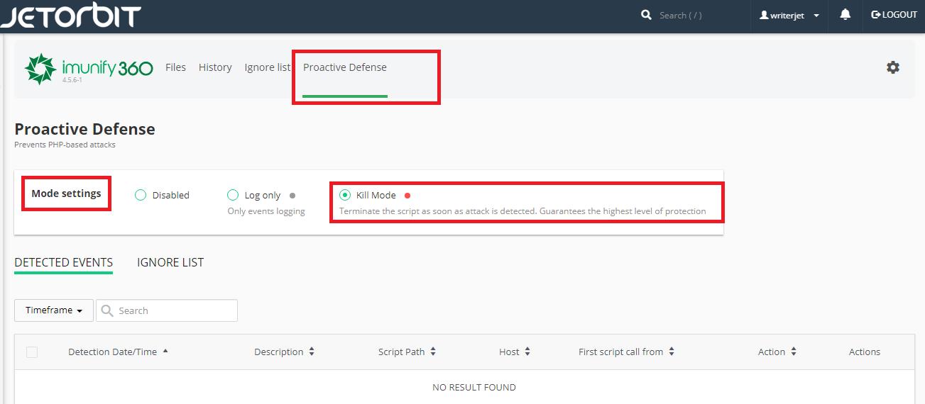 Cara Scan Virus dan Malware Dengan Imunify360 di Cpanel
