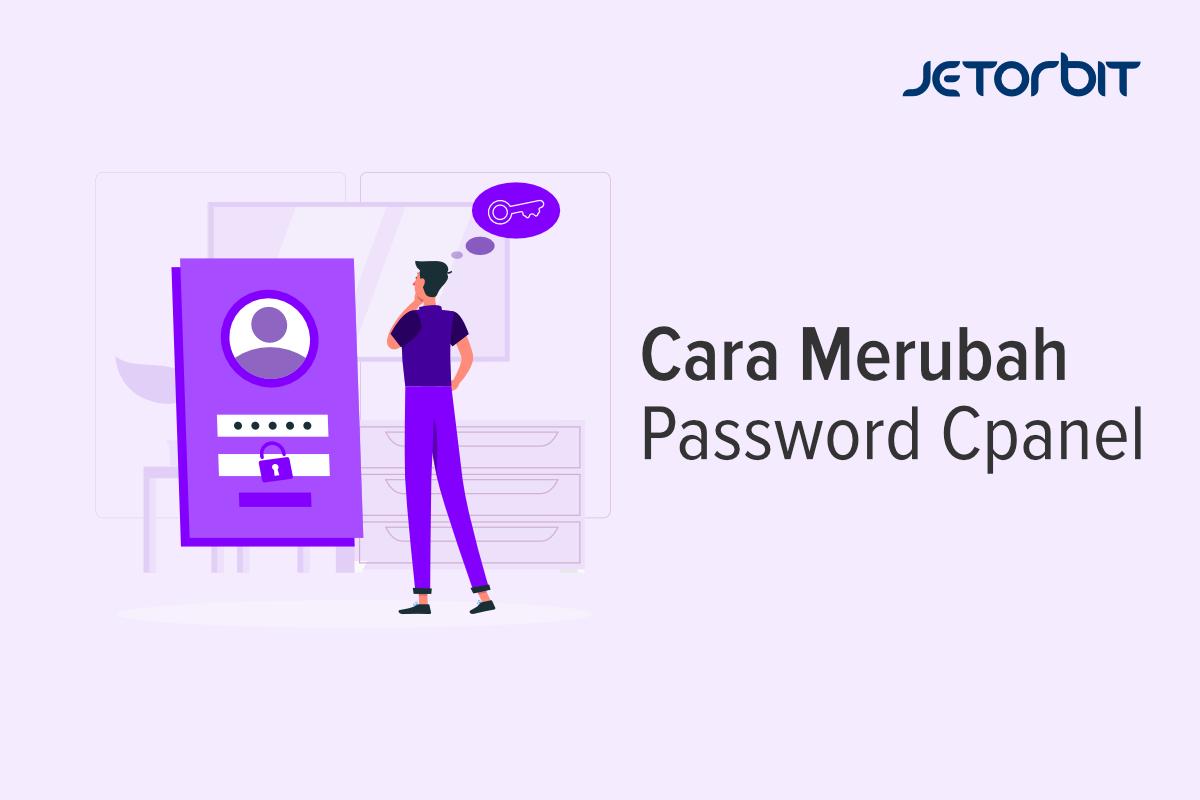 Cara Mengubah Password cPanel