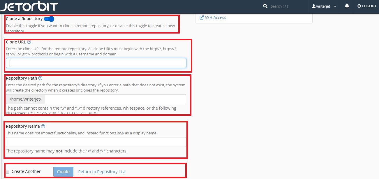 Cara Menggunakan Git Version Control di Cpanel