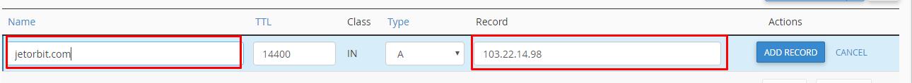 Mengenal Dan Mengetahui Jenis-Jenis DNS Record