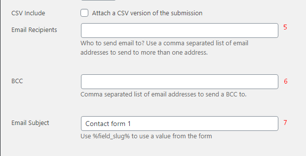 Cara Membuat Form Kontak dan Email di WordPress