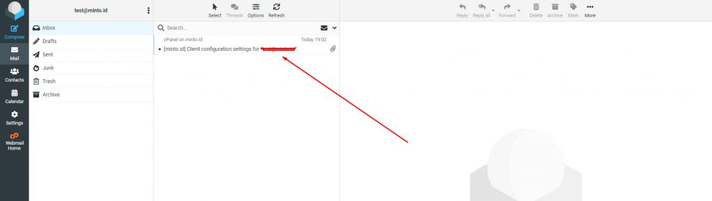 Cara Menghubungkan Email Hosting Dengan Domain Sendiri di ...