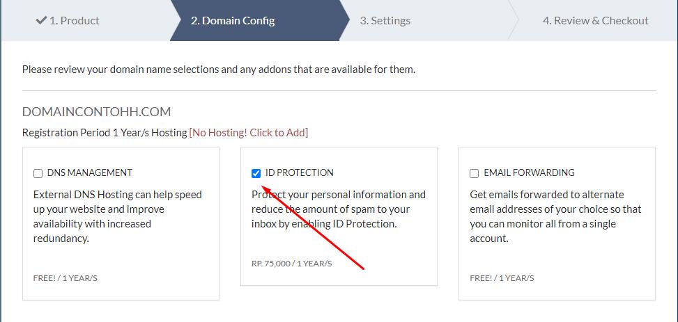 Pengertian dan Cara Order Domain Protection