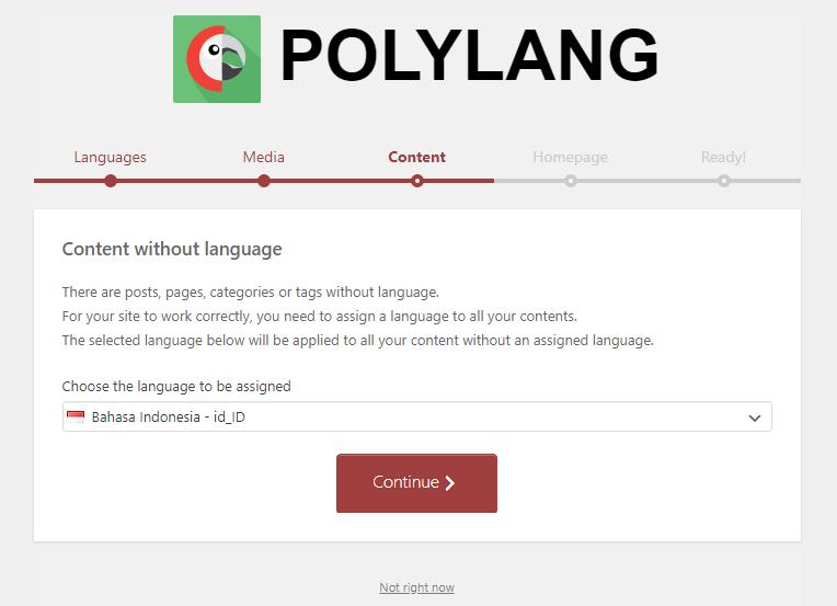 Cara Membuat WordPress Dua Bahasa (Multi Language)