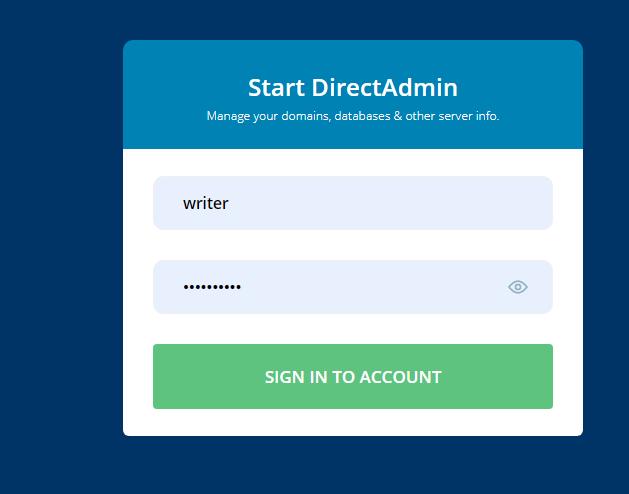 Cara Membuat dan Menggunakan ftp di Directadmin