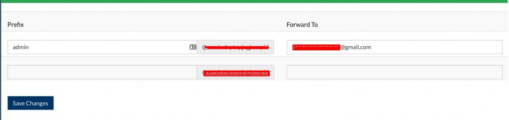 Cara Setting Email Forwarding pada Domain